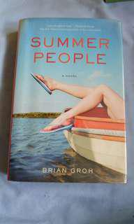 Summer People (Hardbound)