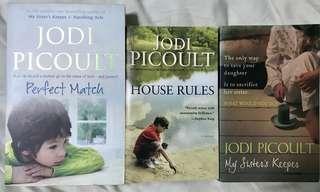 Bundle of 3 Books by Jodi Picoult