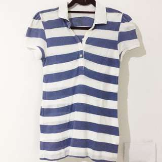 OLD NAVY polo shirt blouse