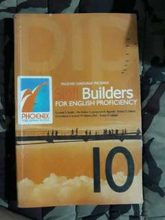 Skill Builders for english profieciency