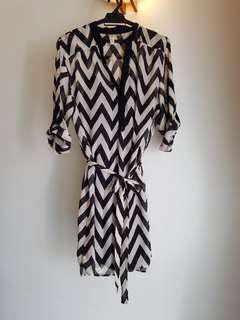 (XL) Tacera Dress with Inner (2pcs)