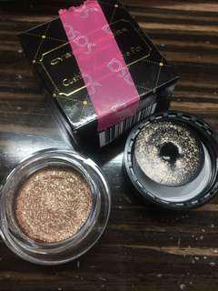 Cyber colors eyeshadow #03 golden sand