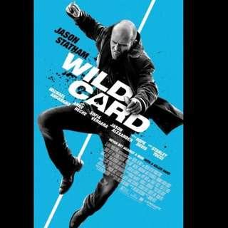 [Rent-A-Movie] WILD CARD (2015)