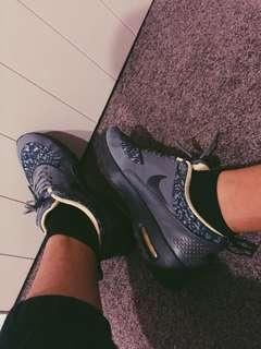 Printed Nike sneakers!