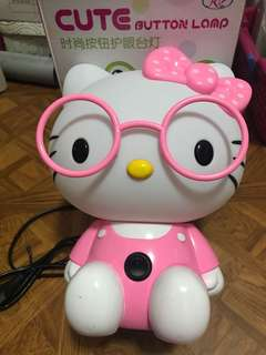 Hello Kitty Touch Lamp