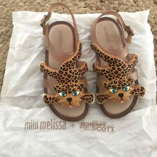 Authentic Mini Melissa x Jeremy Scott US10