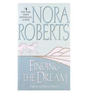 Finding the Dream (Dream Trilogy #3) by Nora Roberts