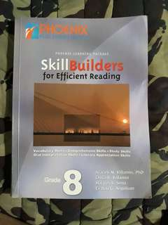 Skill Builders for Efficient Reading