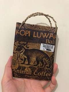 峇里特產咖啡粉