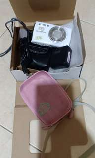 Camera Olympus White
