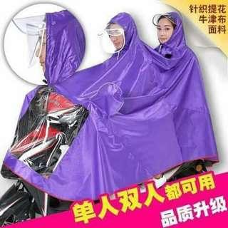 Motorcycle Riders' Raincoat
