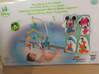 Disney Baby Musical Mobile Crib