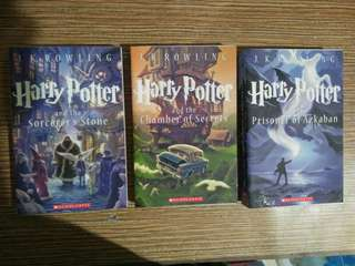 Harry Potter Series with FREE SHIPPING