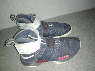 swap sa psp Nike Lebron Soldier 10 OG