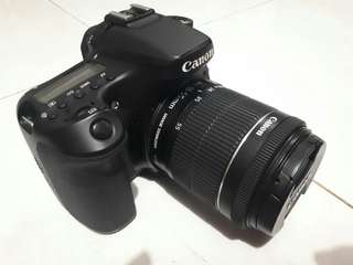 Canon eos 700d no box