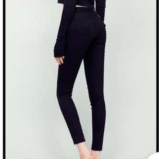 Chuu -5 kg high waist skinny jeans