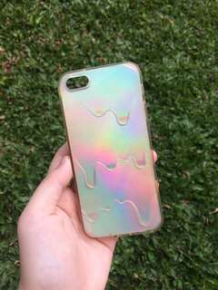 hologram iphone 5/5s/5c case