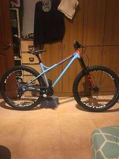 Production Privee Shan 917 mountain bike