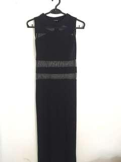 Preloved long dress