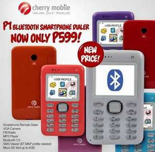 LOOKING FOR: Cherry Mobile P1