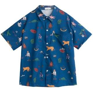 探險系列襯衫