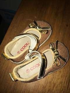 Sepatu anak cool kids size 19