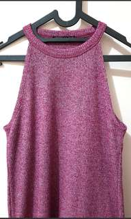 Cotton on pink top