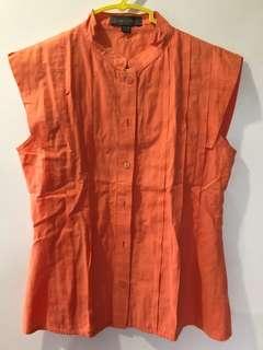 Plains & Prints sleeveless top