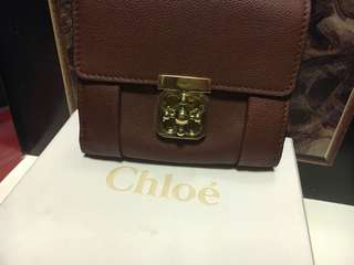 Chloe medium wallet