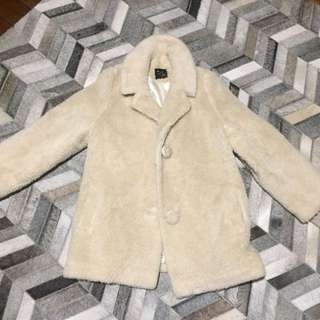 Faux Fur Coat Jacket Made In Melbourne