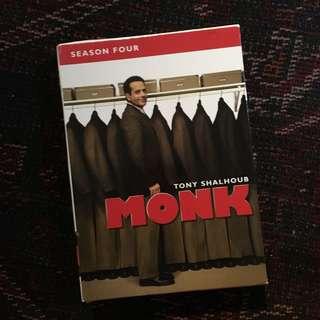 MONK Season 4
