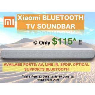 Xiaomi wireless Bluetooth soundbar