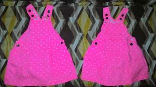 Red Tag Pink Jumper for twins