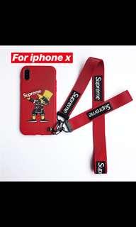 Bart Case (Iphone X)