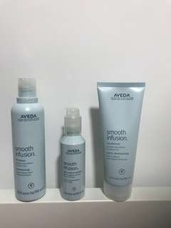 AVEDA Smooth INFUSION Brand New!!