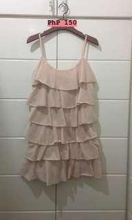 Terranova Ruffled Dress