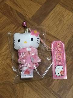Authentic Hello Kitty Bag or Cellphone Accessory