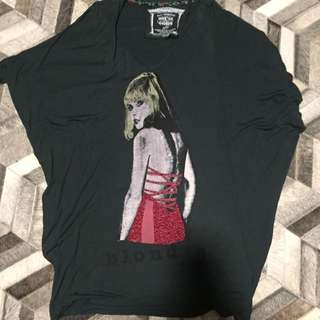 House Of The Gods Blondie T Shirt Dress