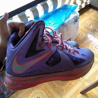 """FOR SALE! RUSHHH! Lebron 10 """"Extraterrestrial"""" All Star Game- Houston"""