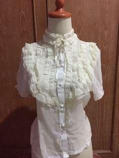 [Preloved] blouse vintage