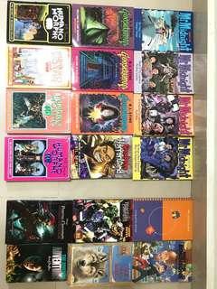 Goosebumps, Mr Midnight , Junior Novels