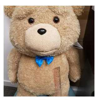 代友放 60cm 會唱歌 全新TED 賤熊 正版