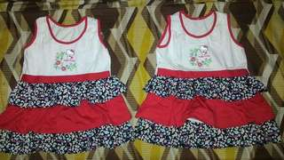 Baby twins dress