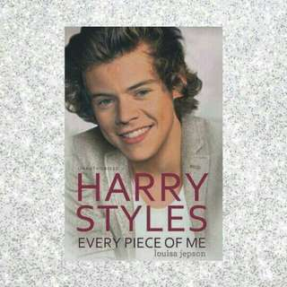 Harry Styles: Every Piece of Me by Louisa Jepson