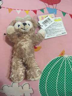 正版迪士尼達菲熊吊飾全新自己開價