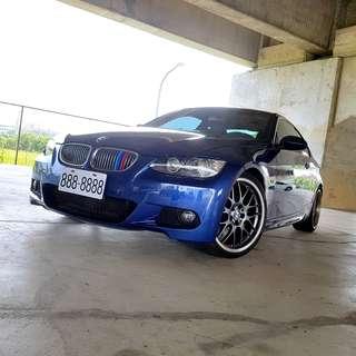 2007 BMW 335CI 湛海藍 耀眼 ~出眾
