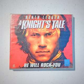 A Knight's Tale (2001) Original CD