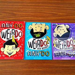 3 for $10: Weirdo; Weirdo 2; Weirdo 4