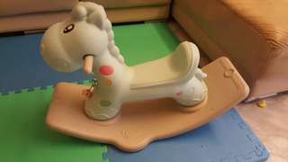 Riding horse for kid