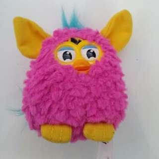 Furby plushie